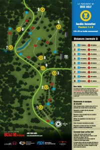 Disc-Golf-Belles-Rivieres-Mirabel plan_1-9_forestier