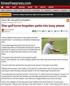 http://timesfreepress.com/news/2011/apr/07/disc-golf-turns-forgotten-parks-busy-places/