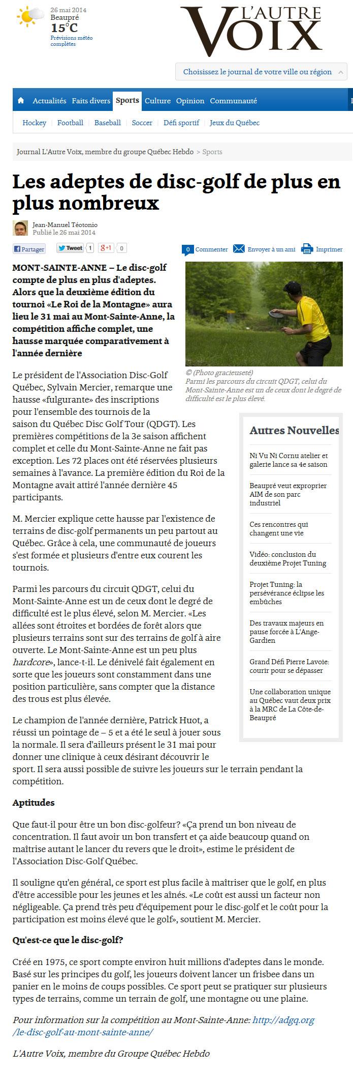 2014-05-26-Les-adeptes-de-disc-golf-Sports-Journal-L-Autre-Voix