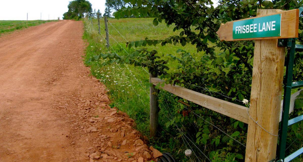 Hillcrest Farm, IPE déclaré 3e parcours au monde